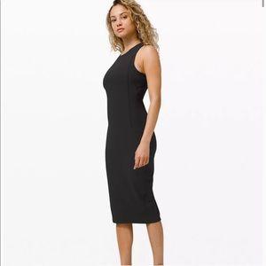 Lululemon Brunch and Back Midi Dress